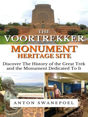 cover image of The Voortrekker Monument Heritage Site