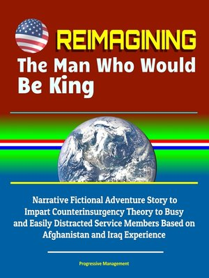 cover image of Reimagining the Man Who Would Be King