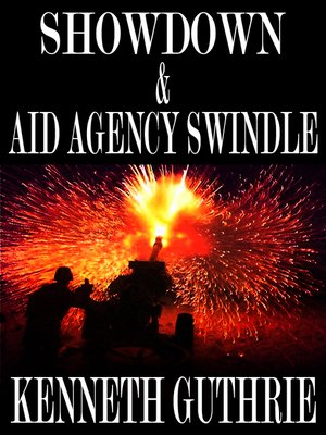 cover image of Showdown and Aid Agency Swindle (Two Story Pack)