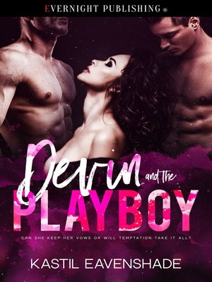 cover image of Devin and the Playboy