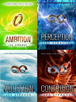 cover image of The Perception Trilogy Boxed Set