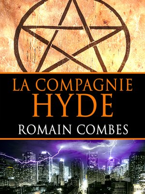 cover image of La Compagnie Hyde (French Edition)