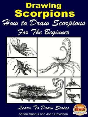 cover image of Drawing Scorpions