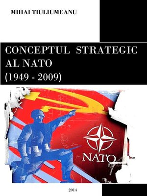 cover image of Conceptul strategic al NATO (1949-2009)