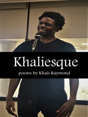 cover image of Khaliesque