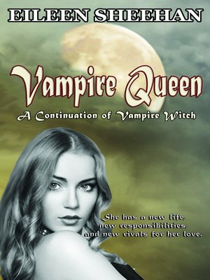 cover image of Vampire Queen