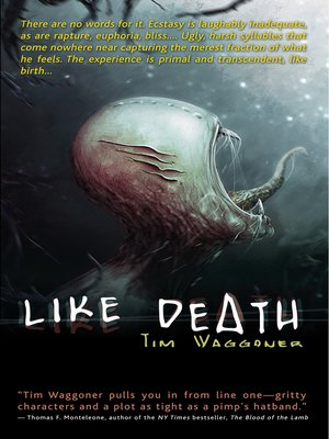 cover image of Like Death