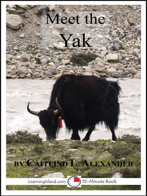 cover image of Meet the Yak