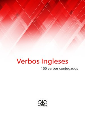 cover image of Verbos ingleses (100 verbos conjugados)