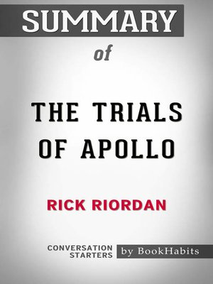 cover image of Summary of the Trials of Apollo