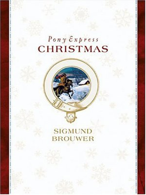 cover image of Pony Express Christmas