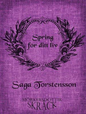 cover image of Spring för ditt liv