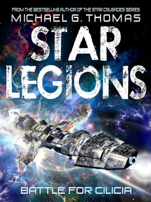 cover image of Battle for Cilicia (Star Legions