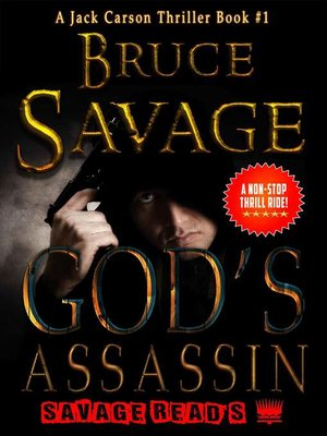cover image of God's Assassin