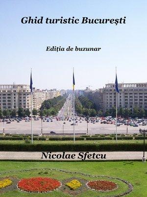 cover image of Ghid turistic București Ediția de buzunar
