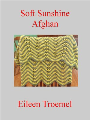 cover image of Soft Sunshine Afghan