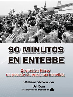 cover image of 90 minutos en Entebbe