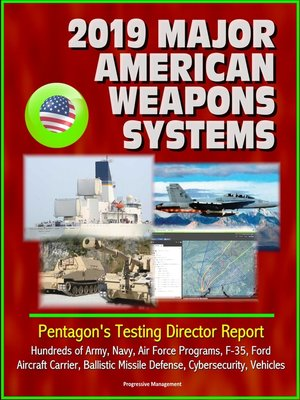 cover image of 2019 Major American Weapons Systems