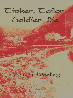 cover image of Tinker, Tailor, Soldier, Die