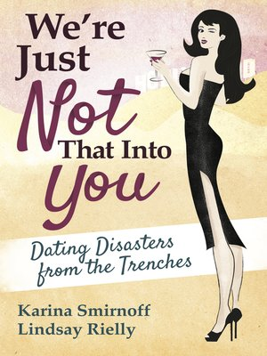 cover image of We're Just Not That Into You
