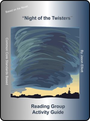 cover image of Night of the Twisters Reading Group Activity Guide