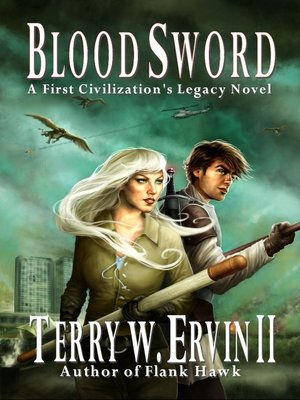 cover image of Blood Sword