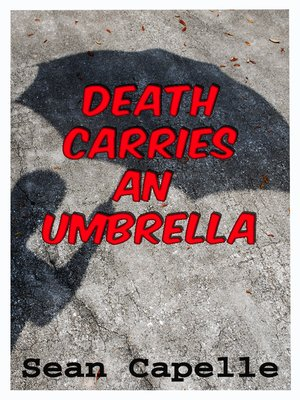 cover image of Death Carries an Umbrella