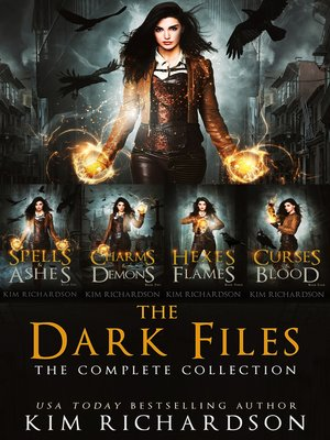 cover image of The Dark Files, the Complete Collection