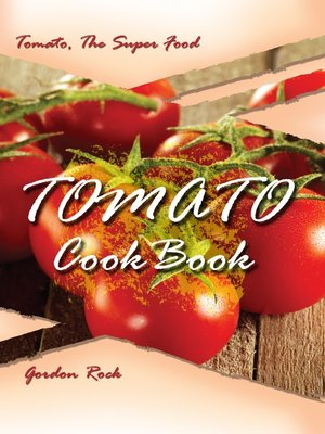 cover image of Tomato Cookbook