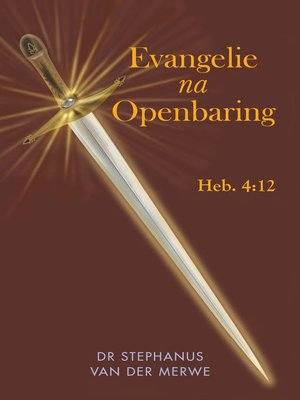 cover image of Evangelie na Openbaring