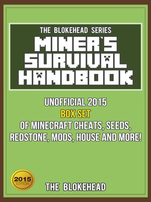 cover image of Miner's Survival Handbook