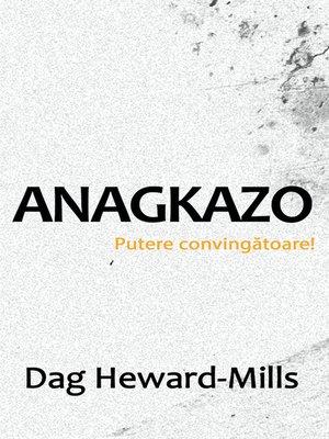cover image of Anagkazo (Puterea de convingere!)