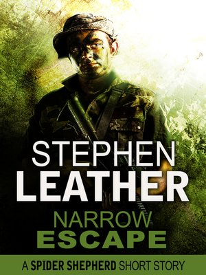 cover image of Narrow Escape (A Spider Shepherd Short Story)