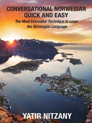 cover image of Conversational Norwegian Quick and Easy