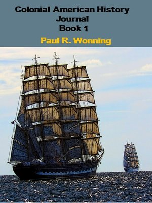 cover image of Colonial American History Journal
