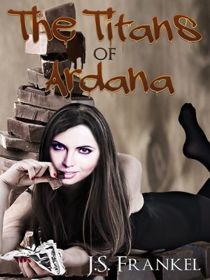 cover image of The Titans of Ardana