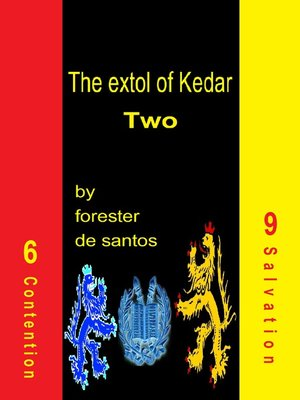 cover image of The Extol of Kedar Two
