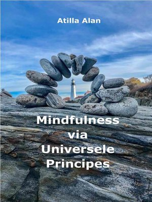 cover image of Mindfulness via Universele Principes