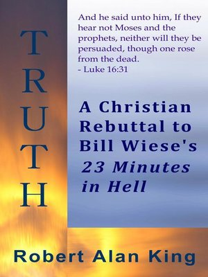 cover image of A Christian Rebuttal to Bill Wiese's 23 Minutes in Hell