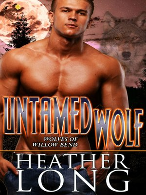 cover image of Untamed Wolf