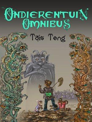 cover image of De Ondierentuin Omnibus
