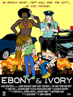 cover image of Ebony and Ivory