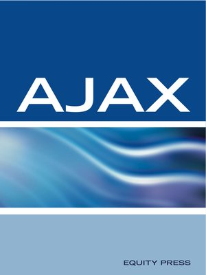 cover image of AJAX Interview Questions, Answers, and Explanations