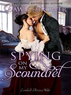 cover image of Spying on My Scoundrel