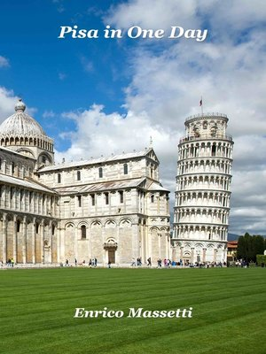 cover image of Pisa in One Day