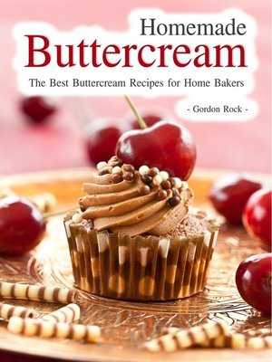 cover image of Homemade Buttercream