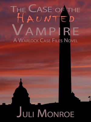 cover image of The Case of the Haunted Vampire