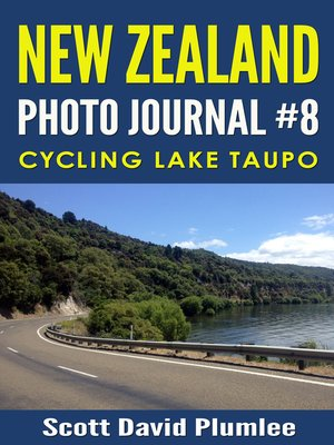 cover image of New Zealand Photo Journal #8