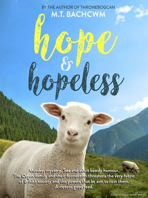 """cover image of """"Hope"""" and """"Hopeless"""""""