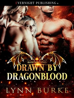 cover image of Drawn by Dragonblood